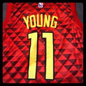 Trae Young Atlanta Hawks Jersey